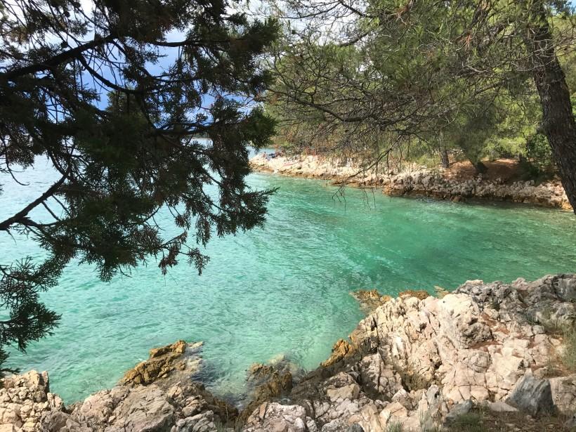 Letné HORMON – jogovanie v Chorvátsku 2018